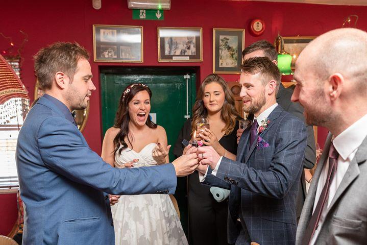 Tim Lichfield Wedding Magician